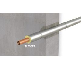 Paroc Hvac Section AluCoat T System